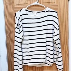 H&M Striped sweater